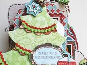 Patterns natalizi scrapbooking bunny