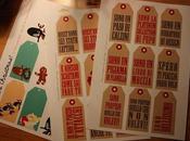 "Christmas idea: Gift tags ""Machedavvero blog"""