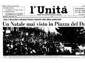 1960 Natale piazza come oggi