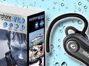 Auricolare Bluetooth impermeabile