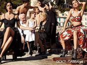 Monica Bellucci Bianca Balti Dolce&Gabbana; primavera 2012