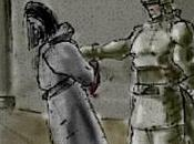Cristo fermato Longarone