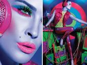 News closet Colori trend metropolitano Calendario Maybelline 2012!