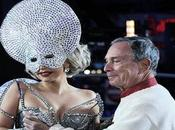 N.Y. 2011-2012, Years Times Square: Lady Gaga Mayor Bloomberg