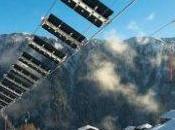 Sole neve, fotovoltaico sciare