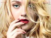 Dakota Fanning Elle Febbraio 2012