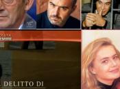 MEDIACRIME-SHOOT. PEGGIO CRIMINE fiction casi cronaca, l'approfondimento non-giornalistico, litigi Bano Romina esclusive 'Matrix'