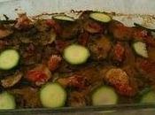 Tortino alici zucchine