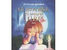 bambina leggeva libri