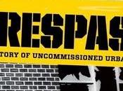 Trespass another Street Art's book