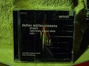 Recensione Music Detlev Müller-Siemens, Ensemble Phoenix Basel, Vergo, 2001