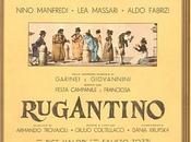 (1963) GARINEI GIOVANNINI RUGANTINO (commedia musicale Nino Manfredi, Massari, Aldo Fabrizi, Bice Valori Lando Fiorini)