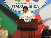 Gheddafi: Libia italiana l'Italia libica?