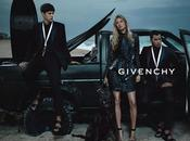 Givenchy campaign 2012