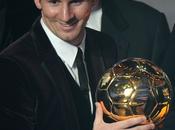 Pallone d'oro 2011 2012: tripletta Messi