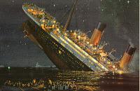 l'orchestra titanic