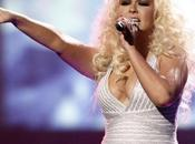 Christina Aguilera risponde alle critiche aumento peso