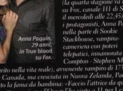 """True Blood settimanale italiano """"Gioia"""" questo mese"""