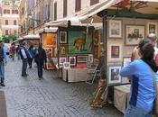 Margutta Roma: strada degli artisti