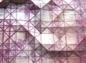 Patterns tridimensionali nelle sculture organico-geometriche mika barr