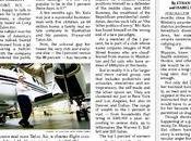 "Guardate prima pagina ""New York Times"" Padania"" oggi!"