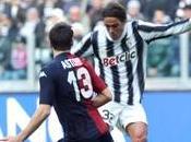Serie Juve pareggia sola testa.