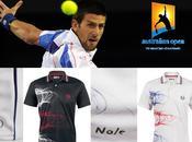 Tennis, Australian Open 2012: nuovo outfit Sergio Tacchini