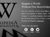 Senza Wikipedia mondo senza libera conoscenza