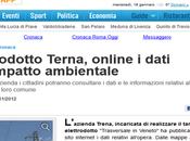 Elettrodotto Terna, Flavio Cattaneo, online dati sull'impatto ambientale