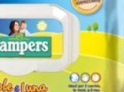 Salviettine detergenti pampers sole luna