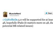 MuscleNerd: Jailbreak dell'iPhone dell'iPad arriverà anche