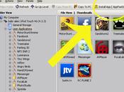 Installare applicazioni giochi iPhone iPad senza usare iTunes iFunBox