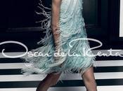 Karlie Kloss Oscar Renta primavera 2012