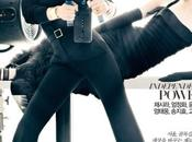 "MADONNA copertina ""HARPER's BAZAAR"" Korea"