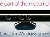 Microsoft, Kinect arriverà Integrato Laptop, forse anche tablet?