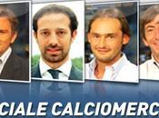 Calciomercato Genova, Firenze Lecce.
