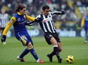 Parma Juventus rischio Neve. Forse gioca!