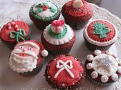 Xmas Velvet Cupcakes