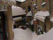 Marino sotto neve !!!!!