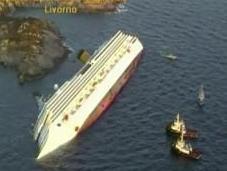 Naufragio della Costa Concordia. Lavoratori fantasma?