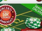Sisal Casino, bonus speciale casino live