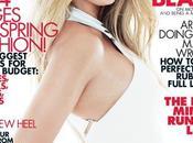 Blake Lively Elle Marzo 2012: Blonde Ambition