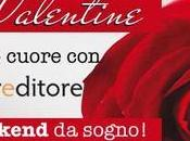 Valentine! Vinci week-end romantico Leggereditore!