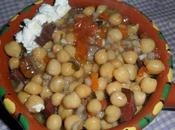 Piatti riciclo: zuppa rustica legumi cereali (con avanzi frigo)
