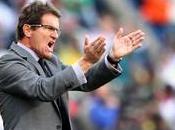 """Inghilterra....Fabio Capello lascia dichiara: """"...lascio aggiungo altro....""""."""