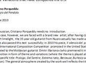 Recensioni delle composizioni chitarra