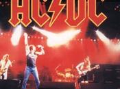 AC/DC Tour Austin 1985