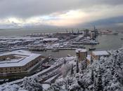Freddo polare, vento, neve: situazione pesante Emilia Romagna, Marche Toscana