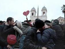 giorno Valentino: processo Eternit, Moody's, perde Genova Susan Sarandon sponsorizza