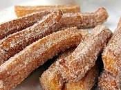 Dolci Carnevale Churros: dolce tipico spagnolo
